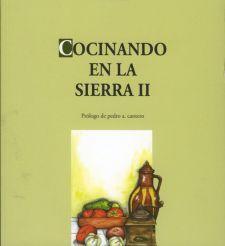 """Presentación del libro """"Cocinando en la sierra"""", el 5 de mayo"""