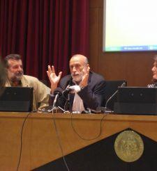 Carlo Petrini visita Slow Food SevillaySur